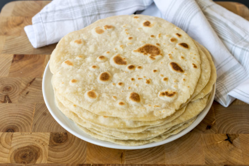 Flour Tortillas by Gregory's Food in Minneapolis, Minnesota