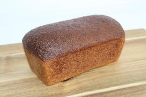 100 percent natural whole wheat bread by Gregory''s Foods