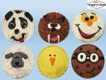 Sugar Cookie decorating ideas by Gregory's Foods Eagan, MN